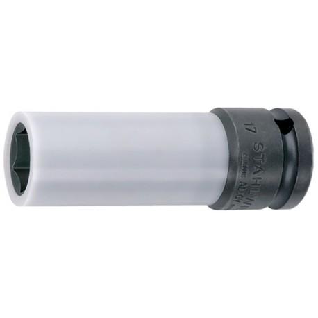 Bussole per dadi ruote - 2309K - Apertura bocca mm 17