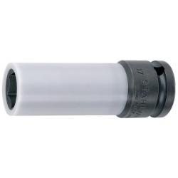 Bussole per dadi ruote - 2309K - Apertura bocca mm 19