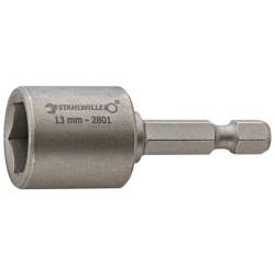 Chiavi a bussola - 2801 - Apertura bocca mm 7