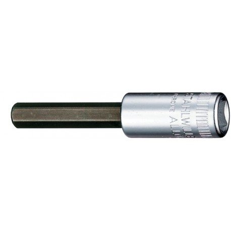 """Chiavi a bussola INHEX - 44a - Spezione esagono per viti con cava """" 5/32"""