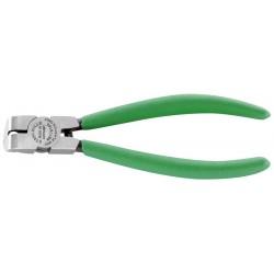 Tronchese laterale per plastica Taglio raso - 6677 - Lmm 160