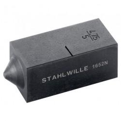 """Cuneo di pressione/Punzone di bordatura - 1652N - Diametro esterno tubo mm 4.75/5 mm + 3/16"""""""