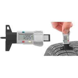 """Calibro a nonio elettronico per profili di pneumatici - 12900/4 - Campo dimisura mm/"""" 42394"""