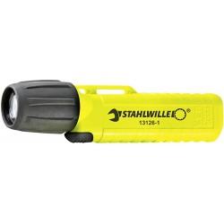 Torcia tascabile LED - 13126-1 - Dimensioni 170 x 40 x 35 mm