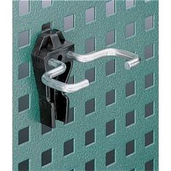 Gancio ad occhiello rettangolare - 8035 - mis. 1