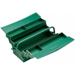 Cassetta portatile a 5 scomparti - 446/08 - Larghezzamm 530