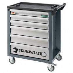 Carrello per officina - 90/6A - Colore grigio antracite. RAL 7016