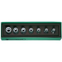 Assortimento: Chiavi a bussola - 50TX/7 - Peso g 623