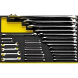 Chiavi in termoformato TCS - TCS 12+13+14/29 - Peso g 3752