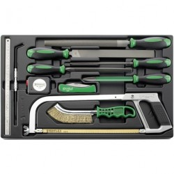 Assortimento utensili - ES 10670-13110/11 - Peso g 2120