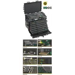 Kit AOG per velivoli in trolley portautensili n. 13217 - 13221 WT/TS - Peso kg 29