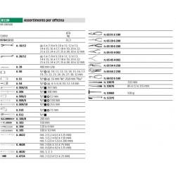 Assortimento per officina - 811N - Peso kg 16.3