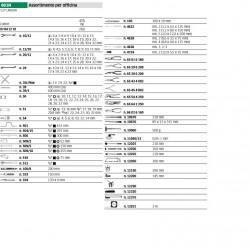 Assortimento per officina - 801N - Peso kg 28.6