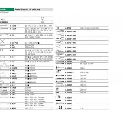 Assortimento per officina - 802N - Peso kg 28.1