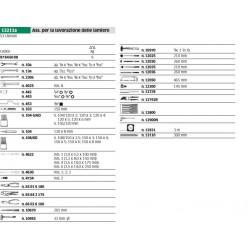Ass. per la lavorazione delle lamiere - 13211a - Peso kg 9
