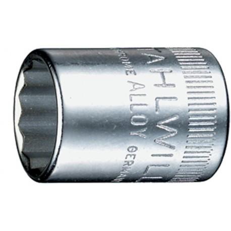 Chiavi a bussola - 40D - Apertura bocca mm 12