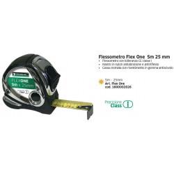 Flessometro Flex One 5m 25 mm
