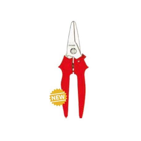 ALARM Forbice professionale indicata per plastica, cuoio, cartone - 34120
