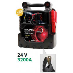 Avviatore LEMANIA Start Truck Trolley AGM 24V - 3200AG221