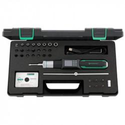 Set giravite dinamometrico digitale Torsiotronic 10 - 1-10 Nm