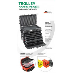 Trolley Stahlwille 13217