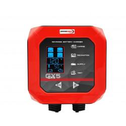 Carica della batteria GX5, 12V/5.0A - LEMANIA