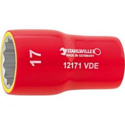 12171 BUSSOLA 7mm 3/8'' VDE