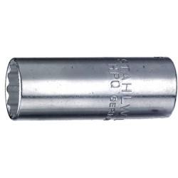 Chiavi a bussola - 40DL - Apertura bocca mm 7