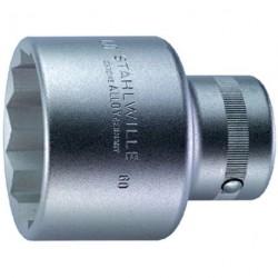 Chiavi a bussola - 60 - Apertura bocca mm 55