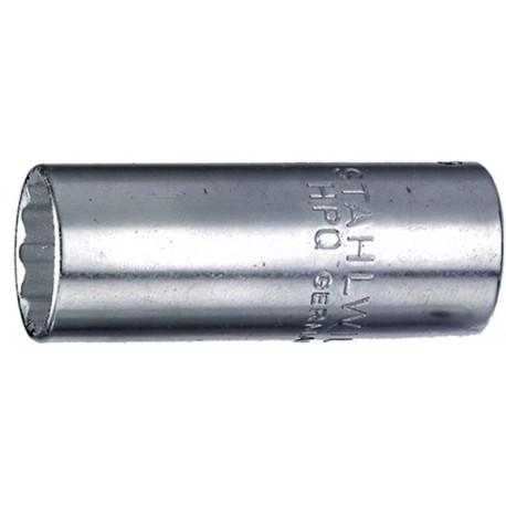 Chiavi a bussola - 40DL - Apertura bocca mm 9